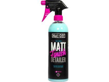 čistič MUC-OFF Matt Finish Detailer 250 ml