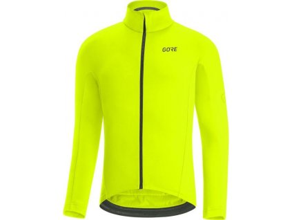 GORE C3 Thermo Jersey-neon yellow-M