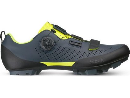 FIZIK Terra X5-grey/yellow fluo-44