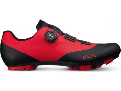 FIZIK Vento X3 Overcurve-red/black-44.5