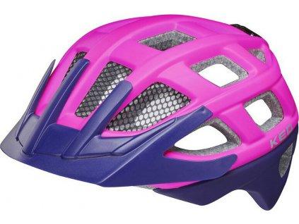 přilba KED Kailu M pink purple matt 53-59 cm