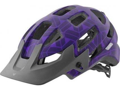 LIV přilba INFINITA-matte purple-S-CPSC/CE