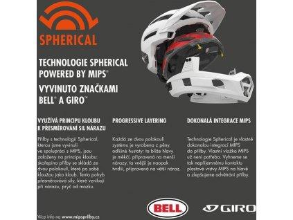 BELL Super DH Spherical Mat/Glos Blue/Hi-Viz M