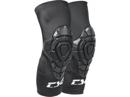 Chrániče kolen TSG Knee Sleeve Joint black, XXS/XS