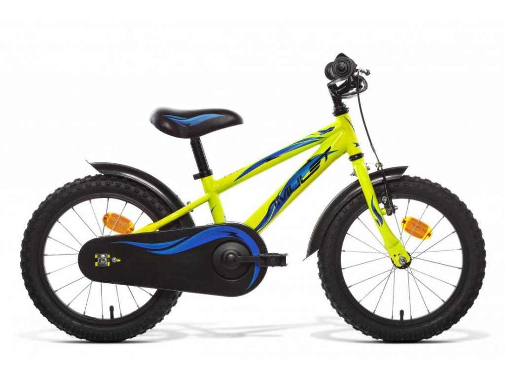 Dětské jízdní kolo Amulet Mini 16''