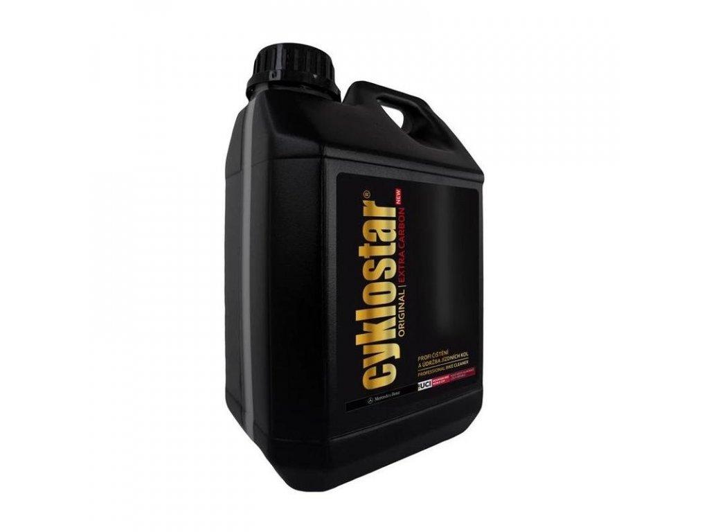 Čistič Everstar CYKLOSTAR Original Extra Carbon - kanystr 5 l