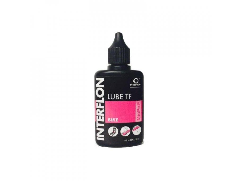 univerzalni olej interflon tf bike 50 ml