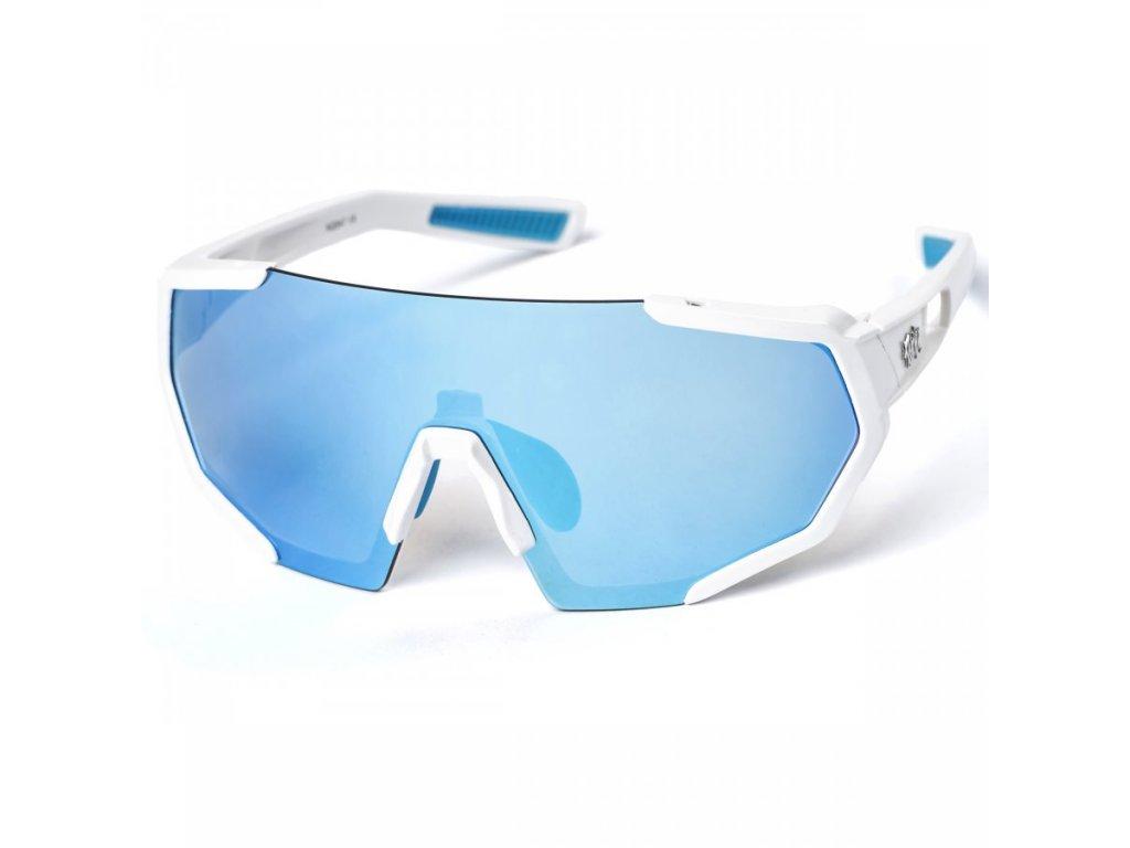 pitcha space r sunglasses white blue