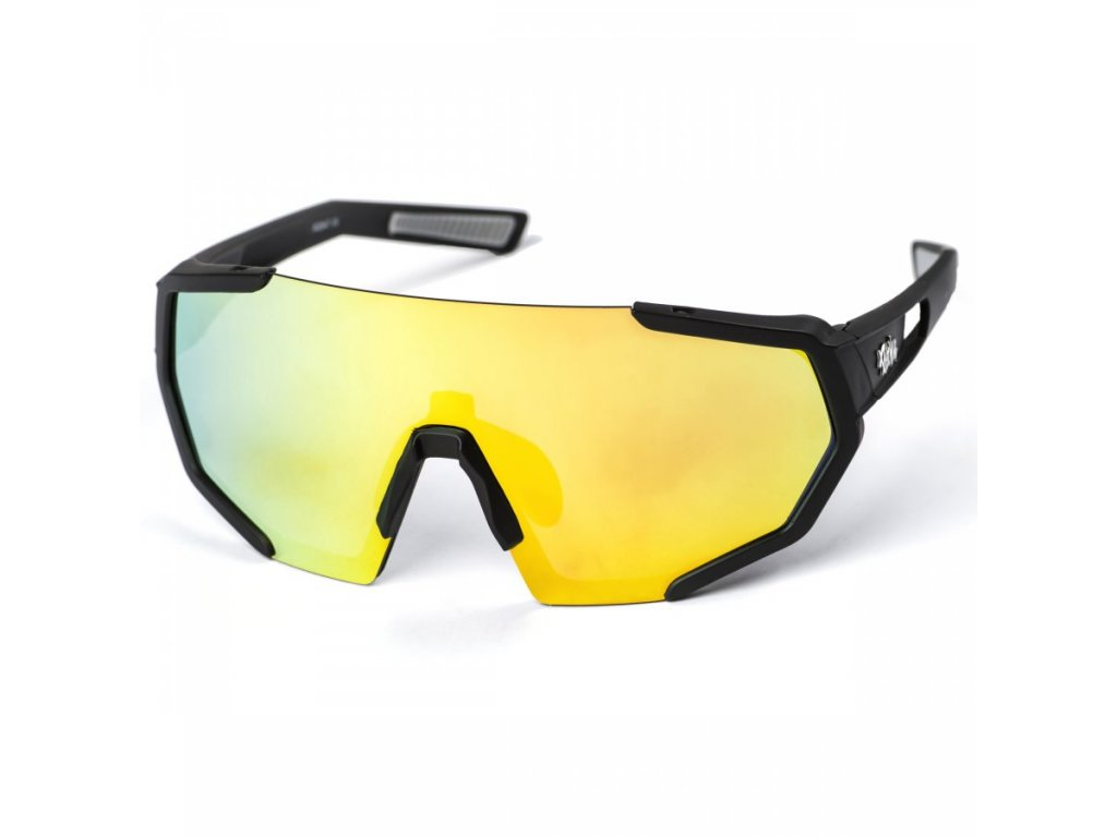 pitcha space r sunglasses black yellow