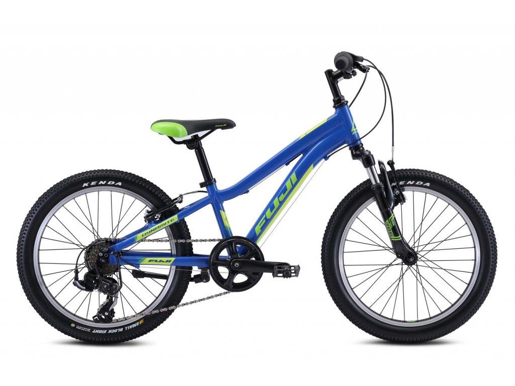 Dětské jízdní kolo FUJI-Dynamite 20-blue