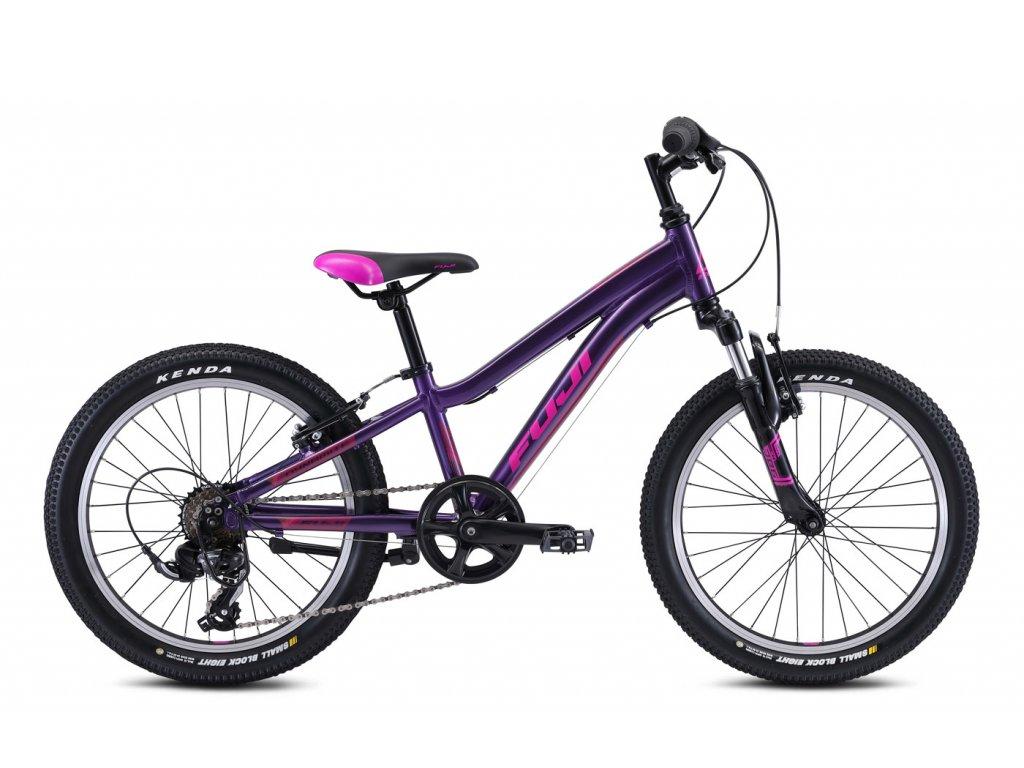 Dětské jízdní kolo FUJI-Dynamite 20-purple