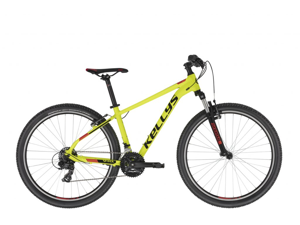67895 Spider 10 Neon Yellow 27 5