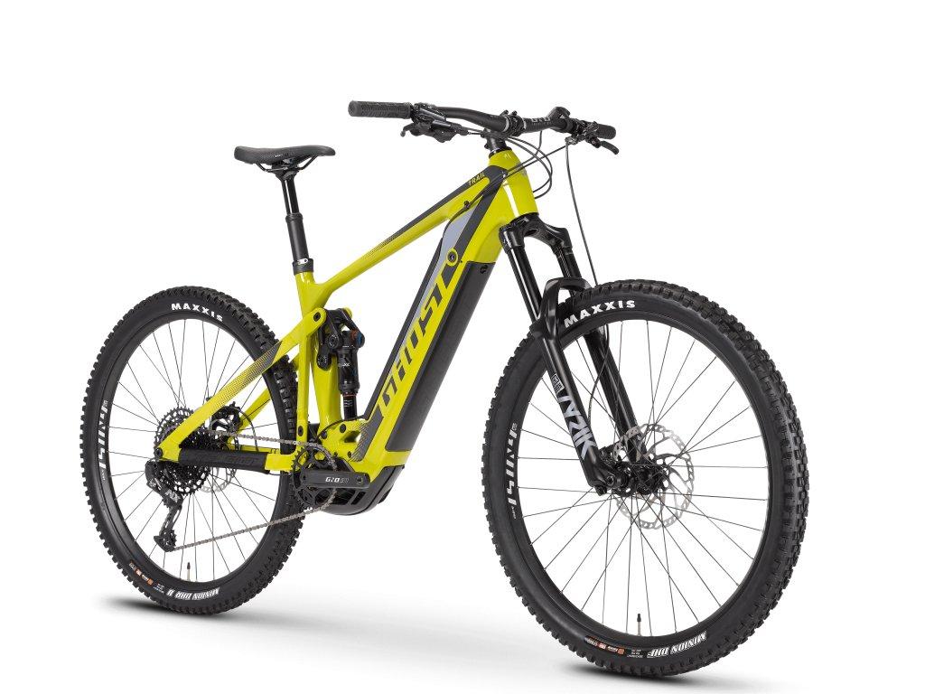 ghost bikes e riot trail advanced kiwi black 45