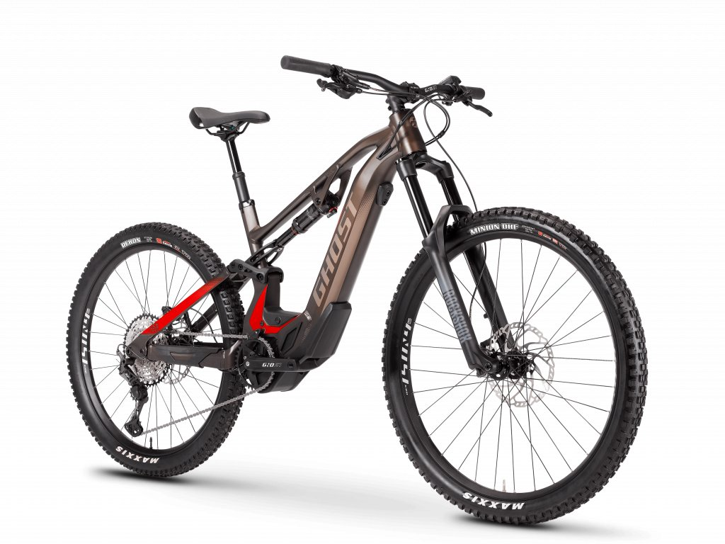 ghost bikes hyb asx 160 essential 45