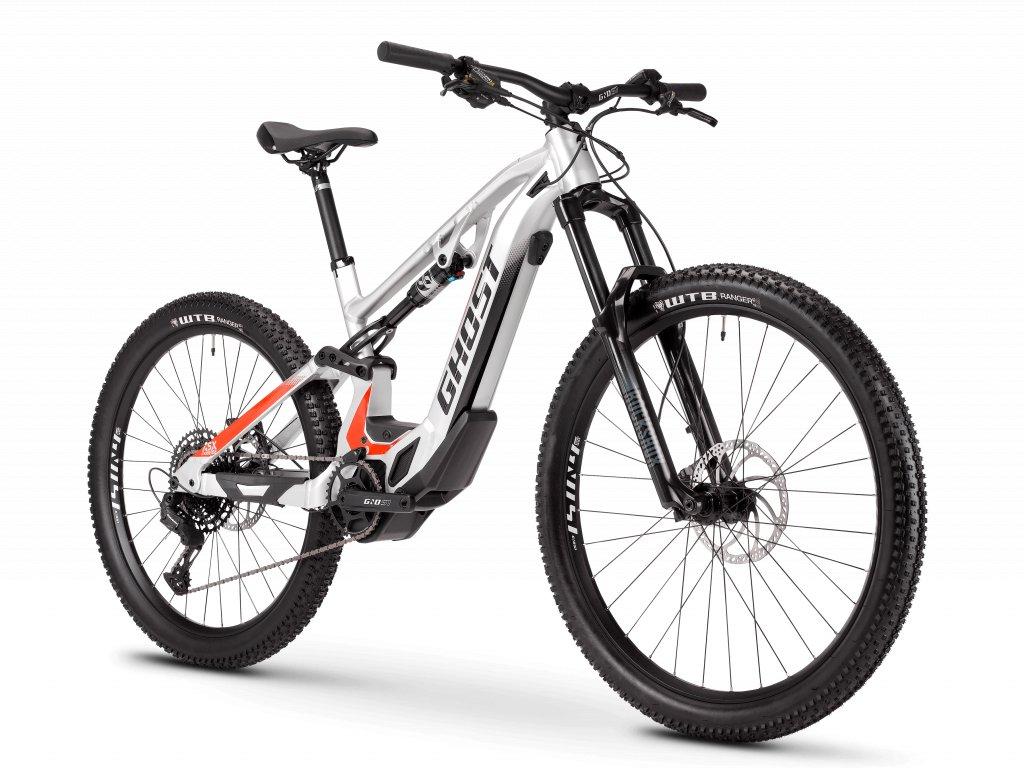 ghost bikes hyb asx 160 base silver 45