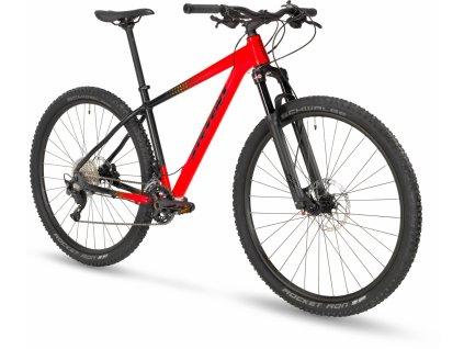 Pánské horské jízdní kolo STEVENS 2021 APPLEBEE 29 ČERVENÁ