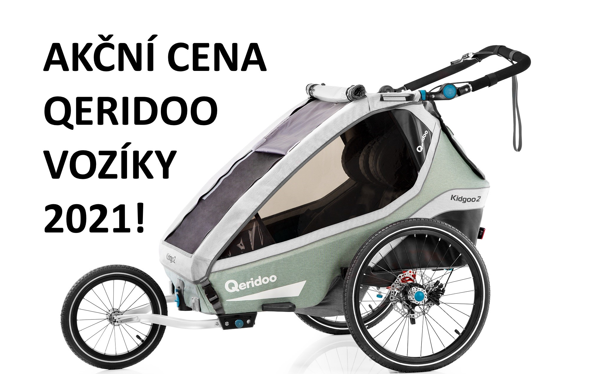 Akce vozíky 2021