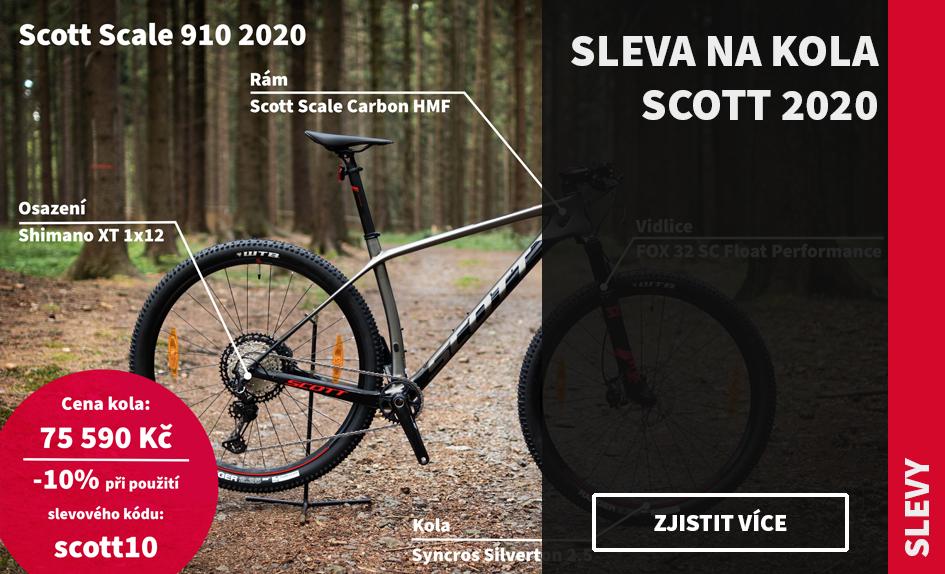 Slevový kód Scott 2020