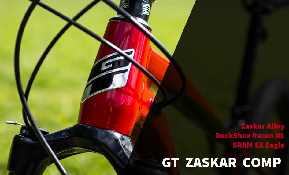 "GT ZASKAR 29"" COMP 2021"