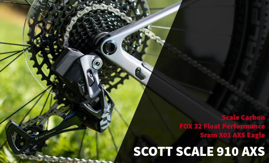 SCOTT SCALE 910 AXS 2021