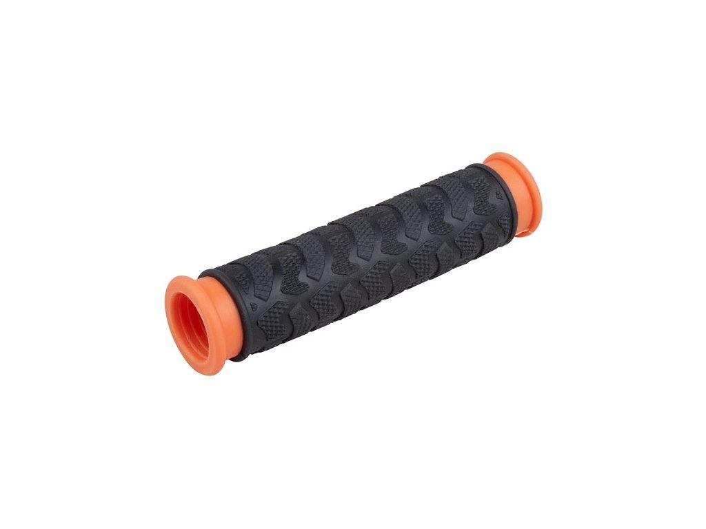 Rukojetě PRO - T PLUS černo-oranžové