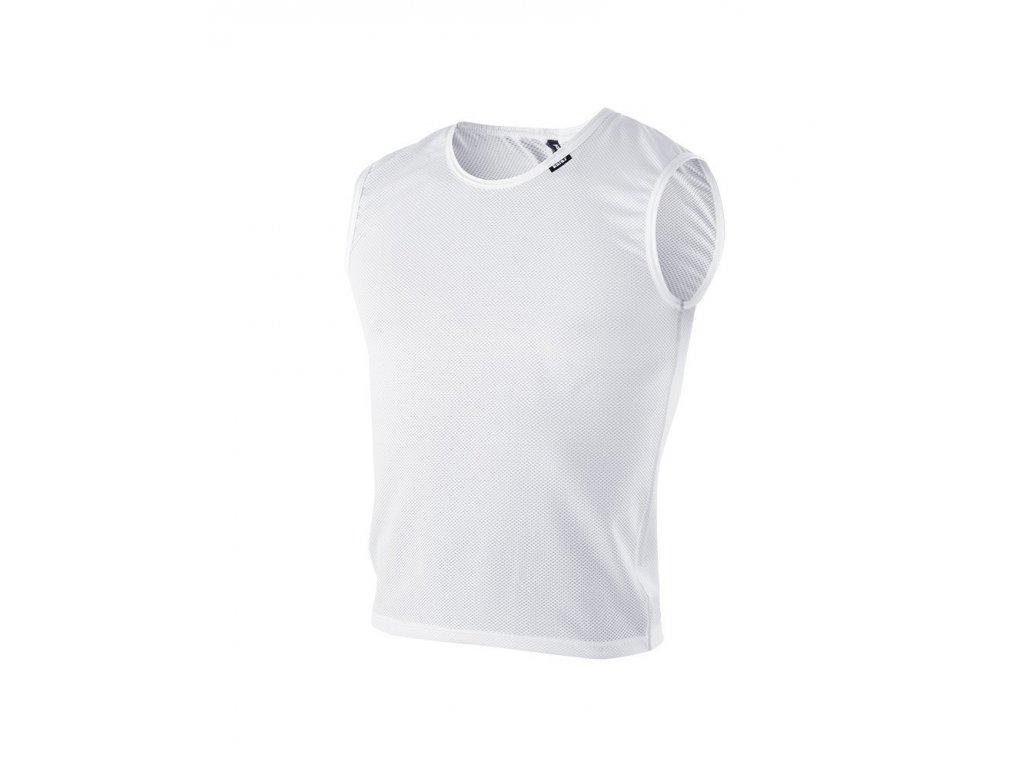 KALAS triko bez rukávu Micro 12 bílé