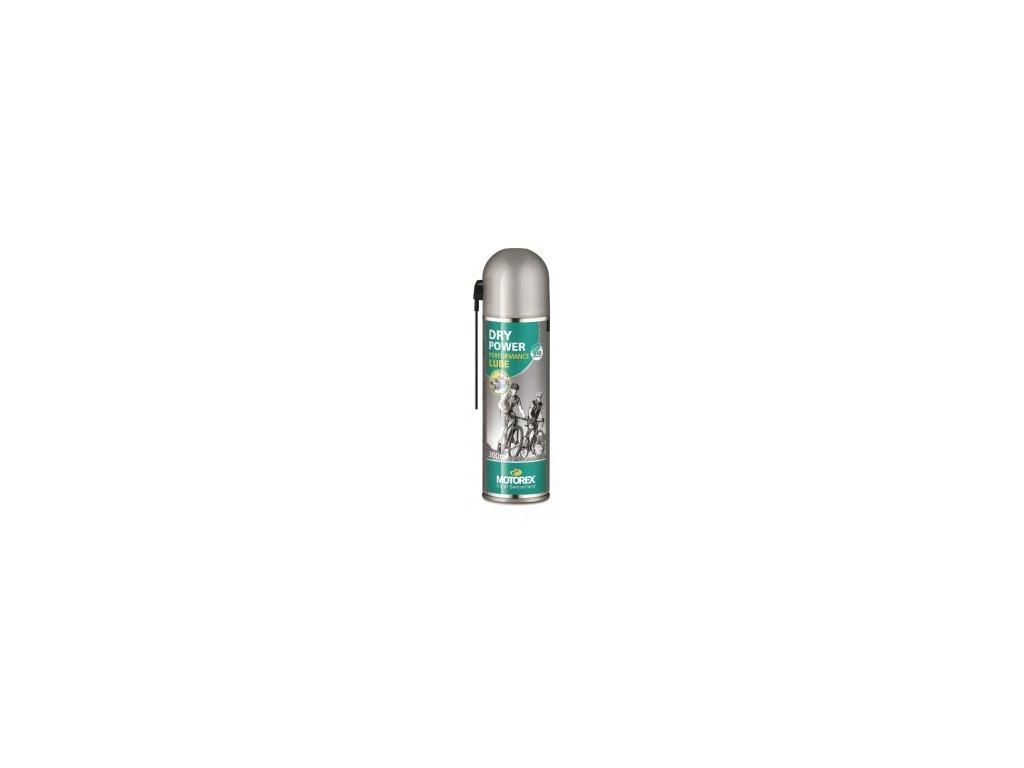 Olej MOTOREX DRY POWER  sprej 300 ml