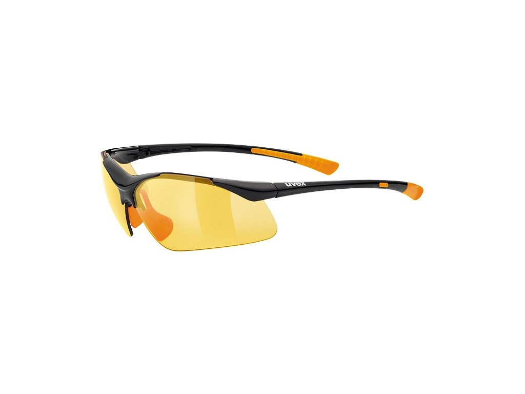 Brýle UVEX SPORTSTYLE 223 black/orange