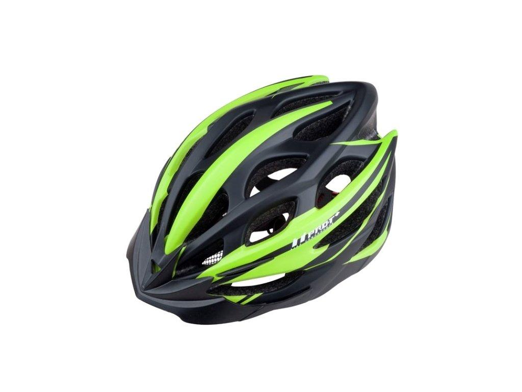 PRO-T Plus Alcazar In mold černo-zelená