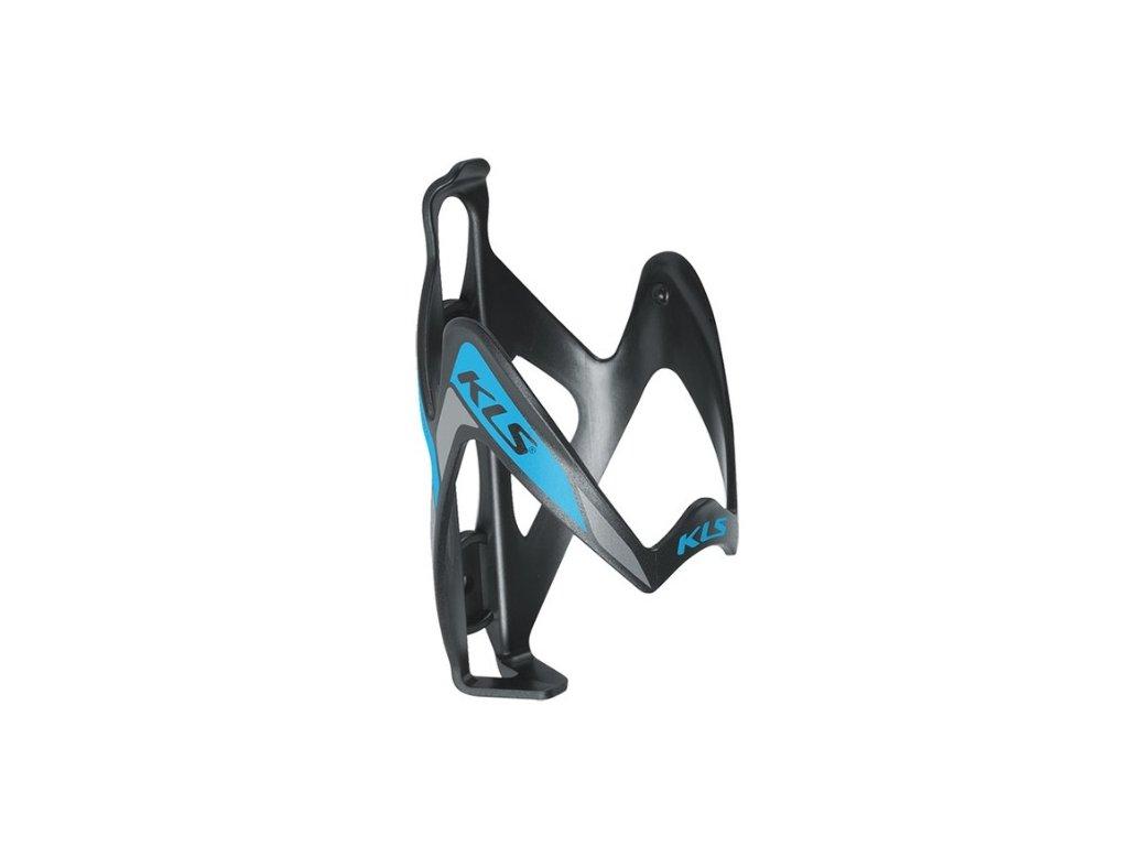 Košík na láhev KLS PATRIOT black-blue