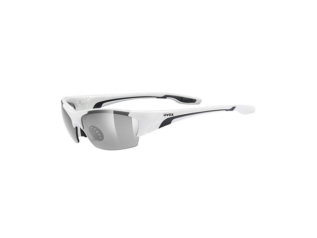 Brýle UVEX BLAZE III white/black