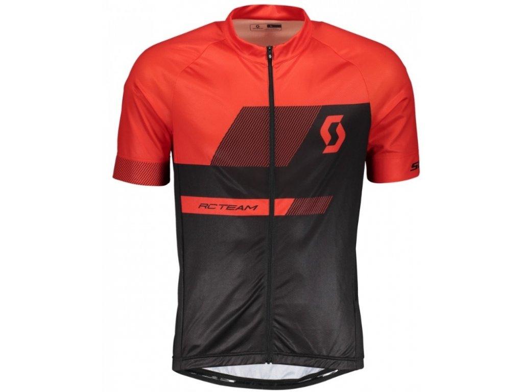Dres SCOTT RC Team 10 black/fiery red,Dres SCOTT RC Team 10 black/fiery red