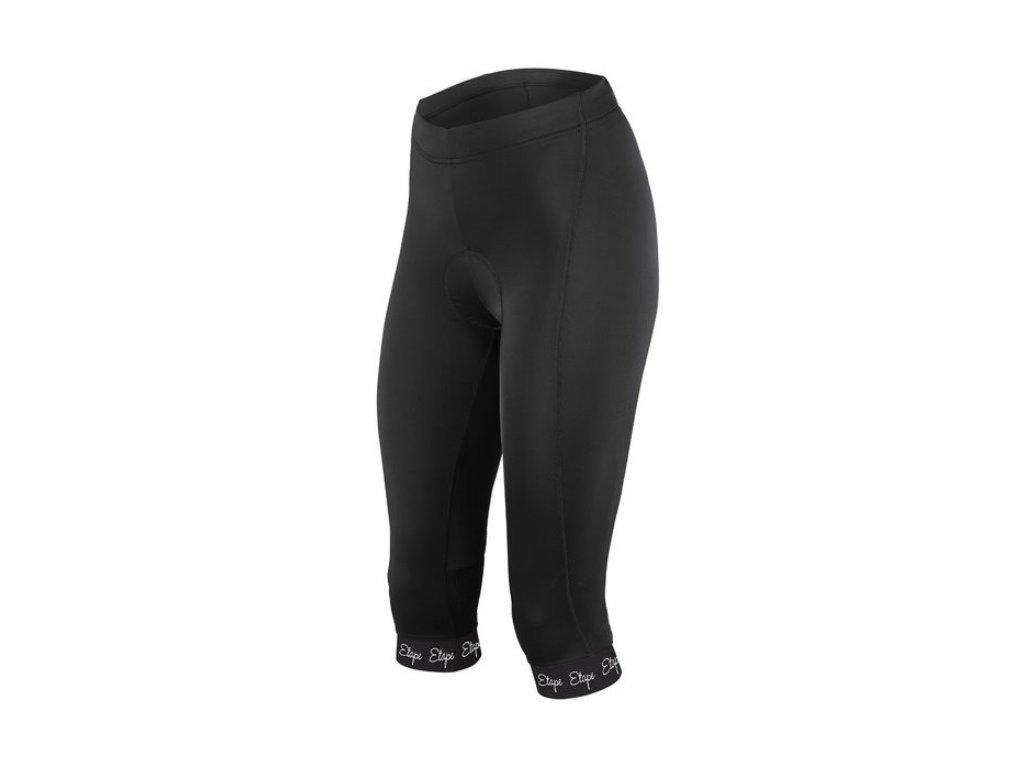 Etape - dámské kalhoty NATTY 3/4 s vložkou černé,Etape - dámské kalhoty NATTY 3/4 s vložkou černé,Etape - dámské kalhoty NATTY 3/4 s vložkou černé