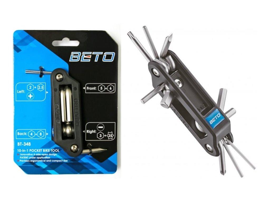 Nářadí BETO BT-348 10v1