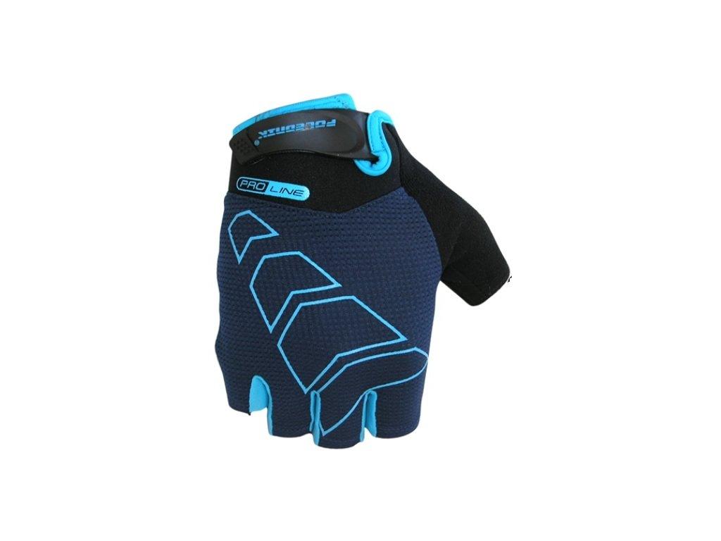 Cyklo rukavice POLEDNIK ARROW SH černo-modré,Cyklo rukavice POLEDNIK ARROW SH černo-modré