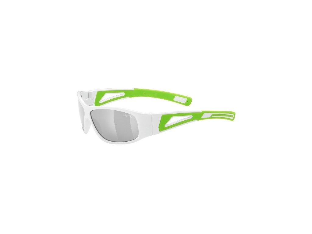 Brýle UVEX SPORTSTYLE 509 white/green