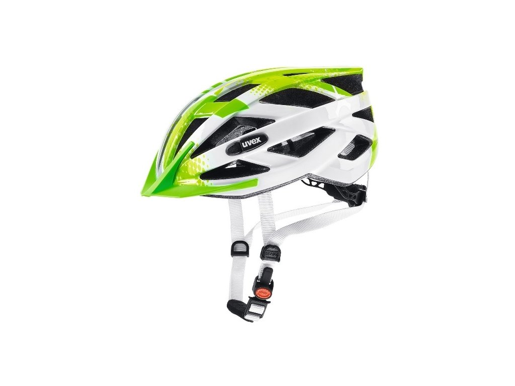 UVEX AIR WING lime white