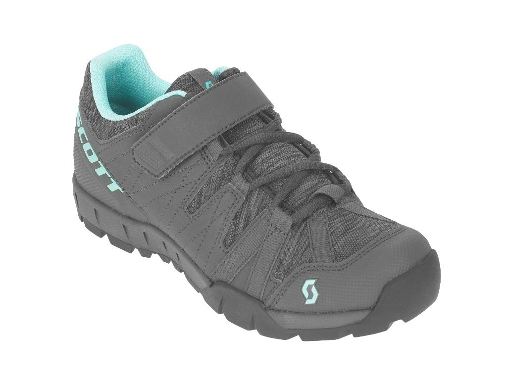 Tretry SCOTT Sport Trail LADY dark grey/turquoise blue,Tretry SCOTT Sport Trail LADY dark grey/turquoise blue,Tretry SCOTT Sport Trail LADY dark grey/turquoise blue