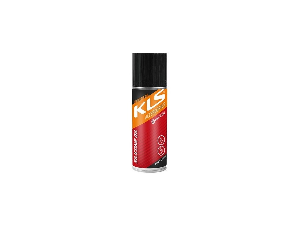 Olej KLS SILICONE OIL Spray 200 ml