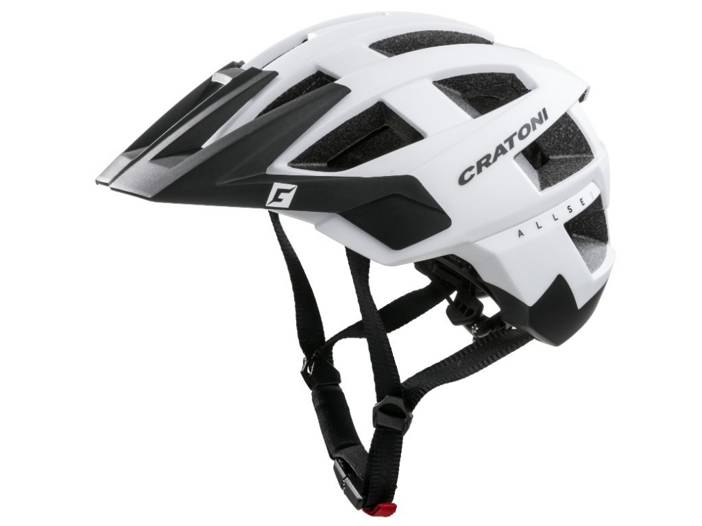 CRATONI ALLSET white/black matt