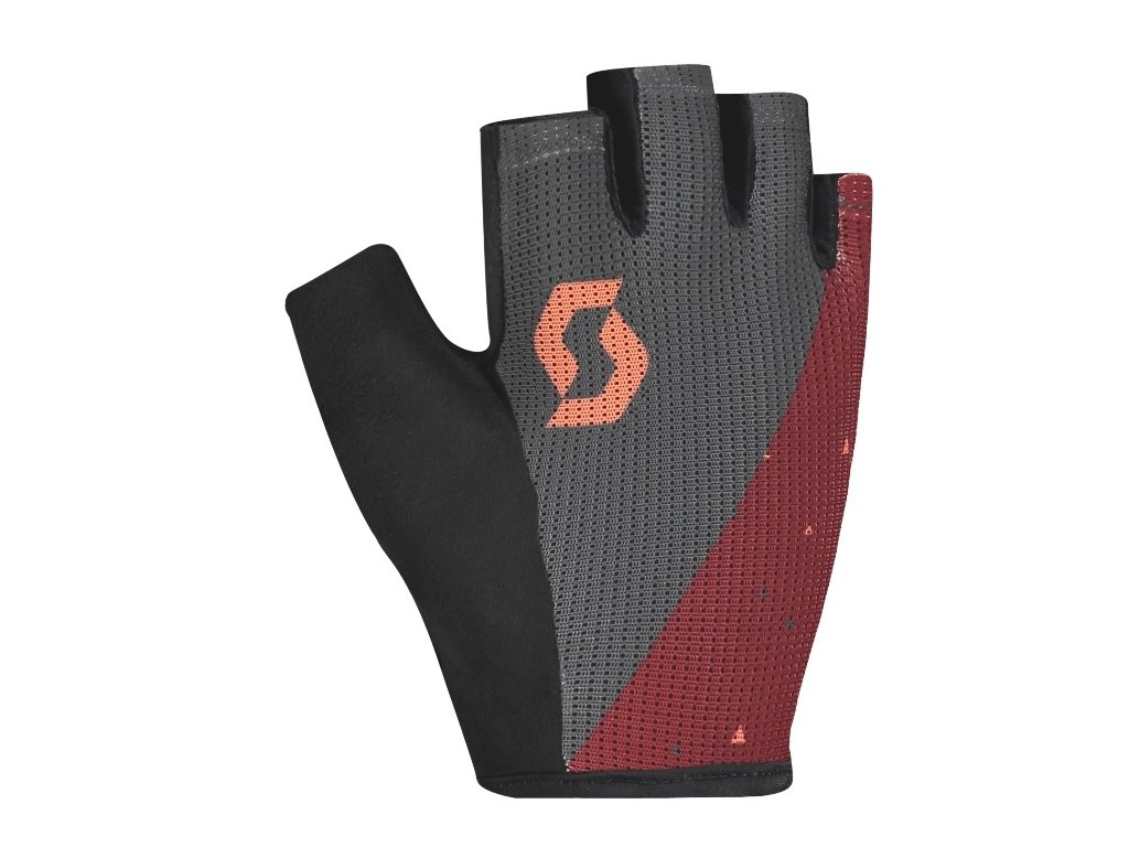 Rukavice SCOTT Aspect Sport Gel SF grey/red,Rukavice SCOTT Aspect Sport Gel SF grey/red