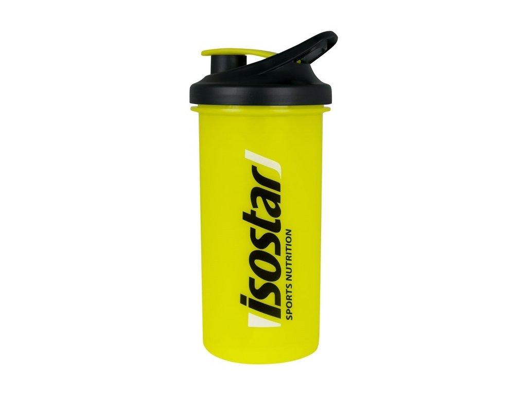 Láhev šejkr ISOSTAR 0,7 l žlutý,Láhev šejkr ISOSTAR 0,7 l žlutý