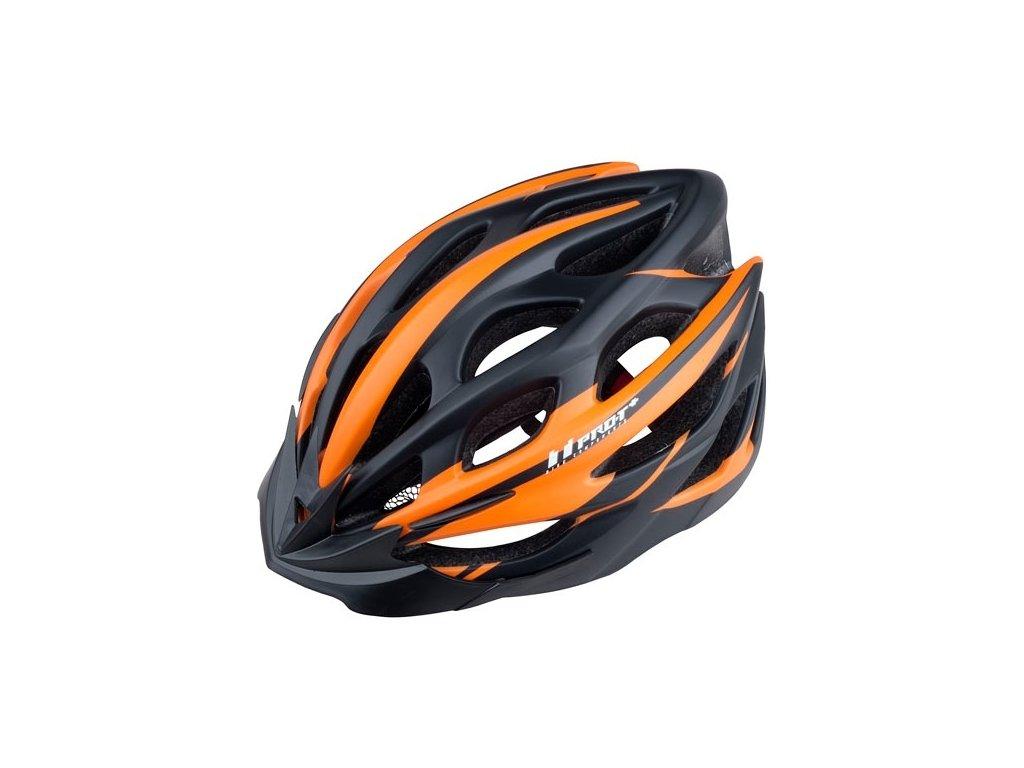 PRO-T Plus Alcazar In mold černo-oranžová