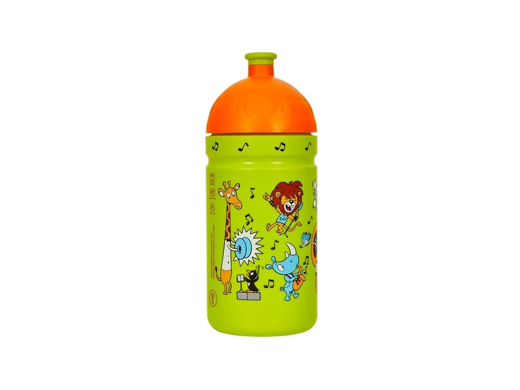 Zdravá lahev RaB ZOO kapela 500ml