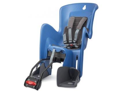Dětská sedačka POLISPORT BILBY modro-šedá