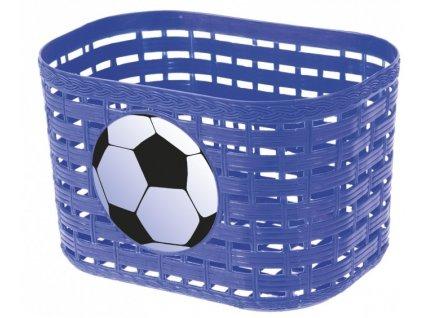 DĚTSKÝ KOŠ  na řídítka Modrý míč