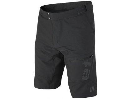 Etape - pánské volné kalhoty FREERIDE, černá,Etape - pánské volné kalhoty FREERIDE, černá,Etape - pánské volné kalhoty FREERIDE, černá