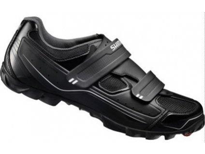 Tretry Shimano SH-M065L černé,Tretry Shimano SH-M065L černé
