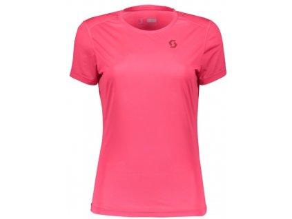 Dámské triko SCOTT Trail MTN Aero kr. rukáv azalea pink,Dámské triko SCOTT Trail MTN Aero kr. rukáv azalea pink