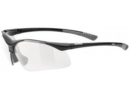 Brýle UVEX SPORTSTYLE 223 black/grey